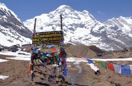 Annapurna Base Camp Trek, Annapurna Region