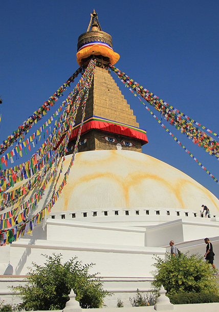 Kathmandu based tour and trekking agency in Nepal...