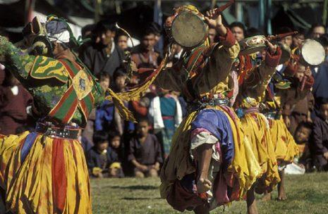 West Bhutan Cultural Tour
