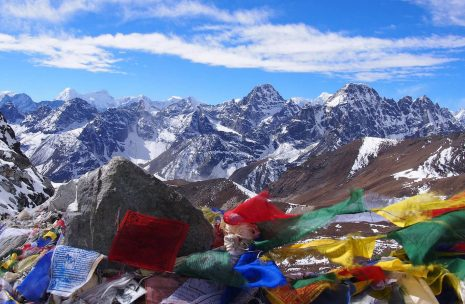 Chola Pass, Everest Base Camp and Gokyo Lake Trek