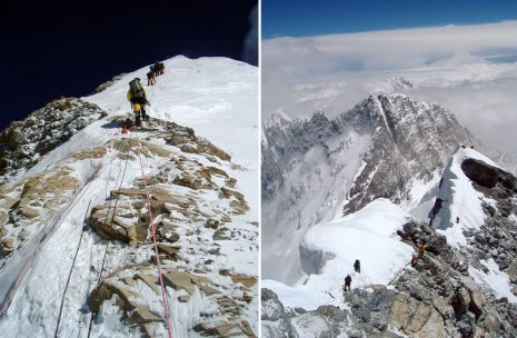 Everest Expedition ( South Col. ) Nepal