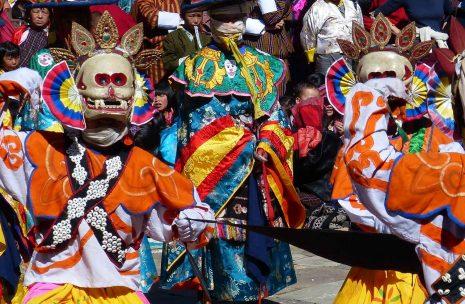 Jambay Lakhang Festival Tour