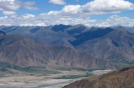 Kharta Valley Trek in Tibet