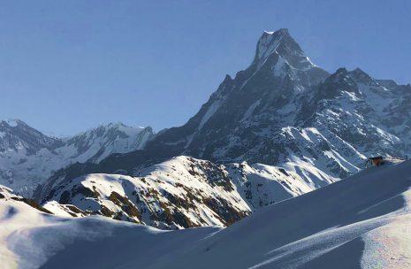 Mardi Himal in Annapurna Region