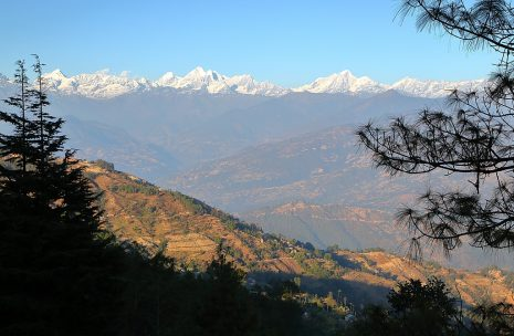 Nagarkot with traditional City Tour