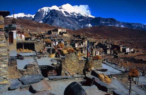 Annapurna Circuit with Nar Phu Valley Trek