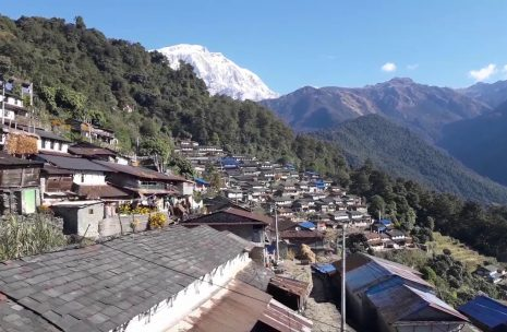 Sikles Village Trek