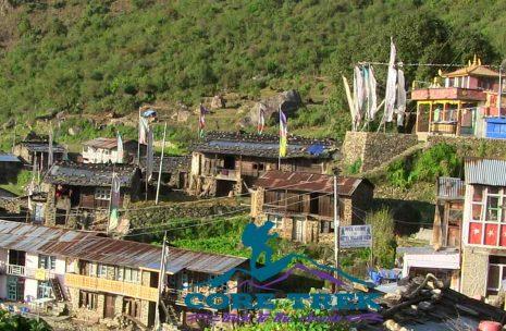 Tamang Heritage and Langtang Trek