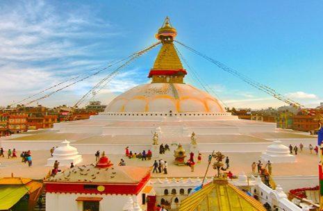 Nepal Package Tour - Boudhanath
