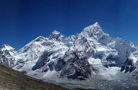 Everest Base Camp Short Trek
