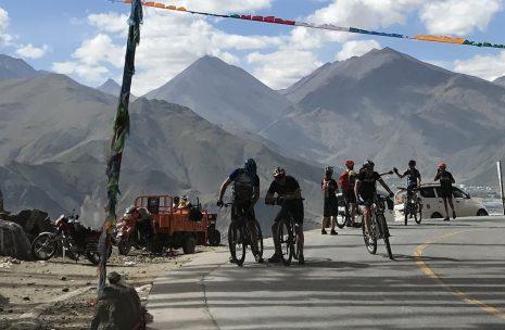 Tibet Mountain Biking Tour