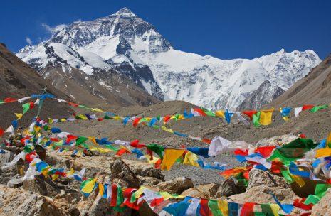 Nepal, Bhutan and Tibet Everest Base Camp Tour
