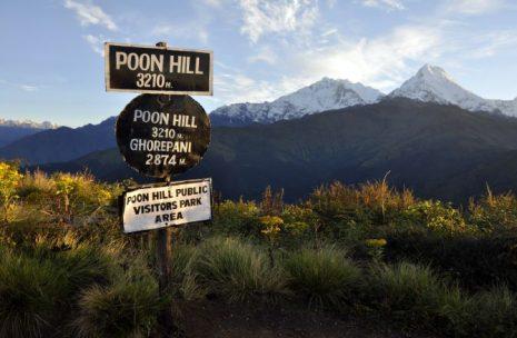 Ghorepani and Poon Hill Trek in Nepal