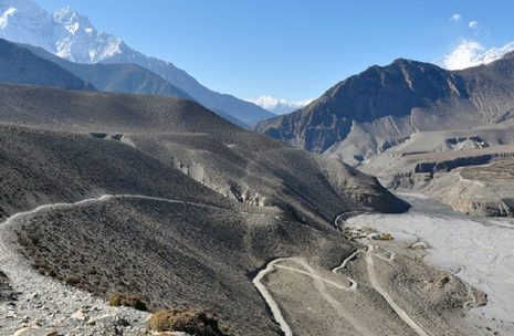 Jomsom and Muktinath Trek in Nepal