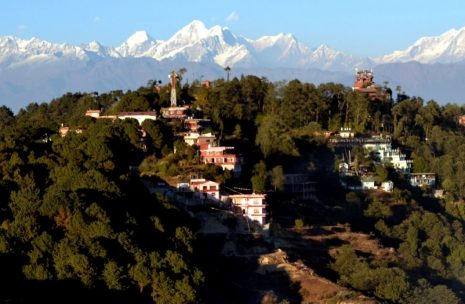 Kathmandu Valley Rim Trekking in Nepal