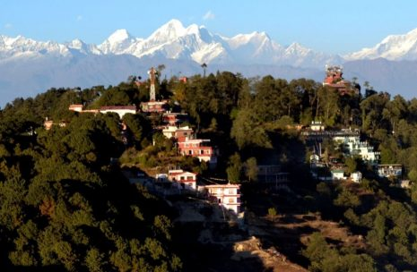 Kathmandu Valley Rim Hiking