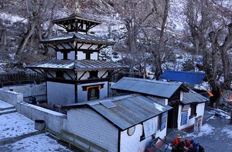 Muktinath Temle to visit