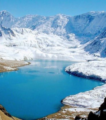 Tilicho Lake and Annapurna Circuit Trek