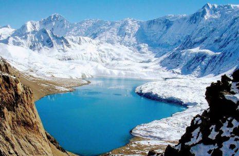 Tilicho Lake and Annapurna Circuit Trek