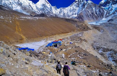 Everest Base Camp Blog