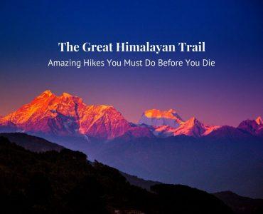 Himalayan Country Nepal